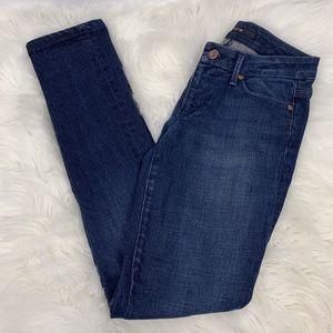 Joes Honey Medium Wash Skinny Jeans
